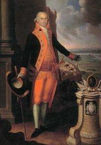 Gob. Ramón de Castro y Gutiérrez por José Campeche (1801)